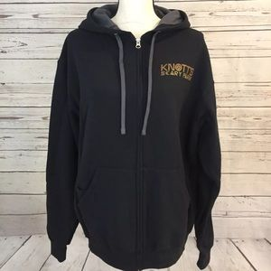 Sweaters - Knotts Scary Farm fortune teller hoodie horror